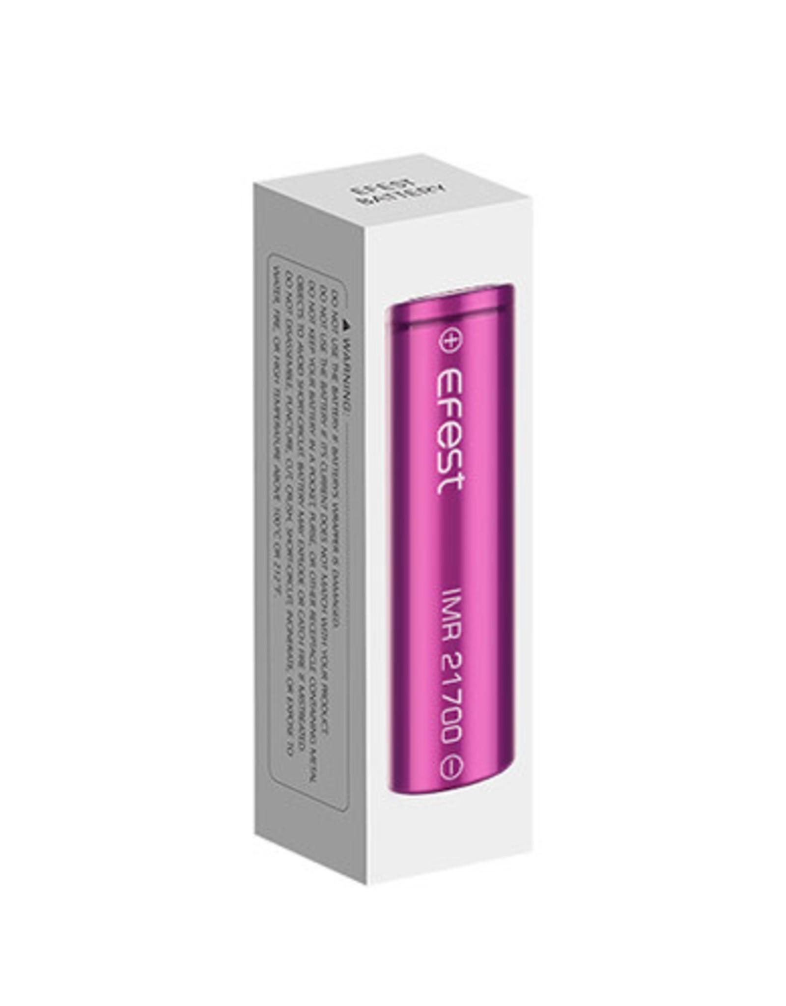 Efest 21700 3700mAh Battery