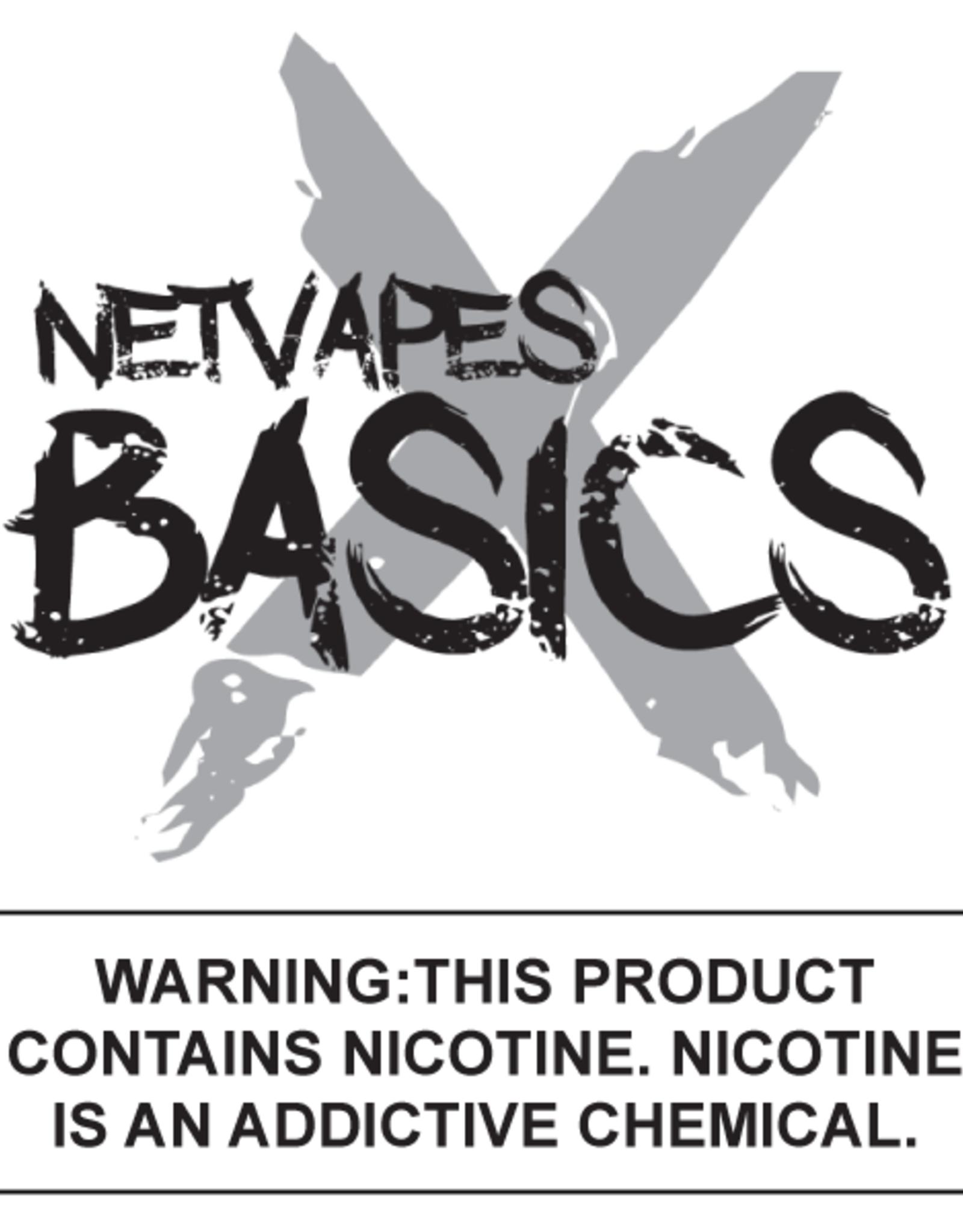 Netvapes Basics Black Cigar