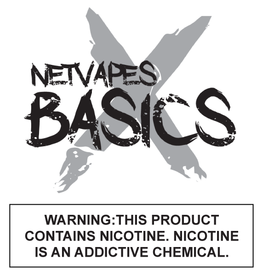 Netvapes Basics Black Cigar