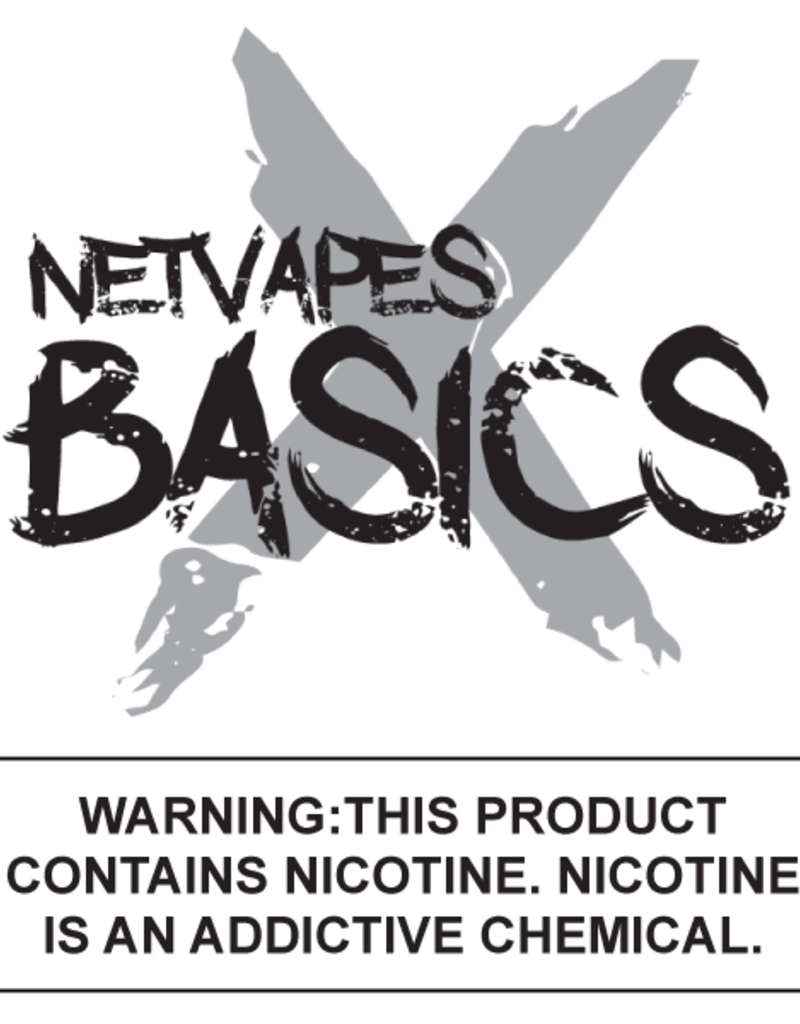 Netvapes Basics Green Apple