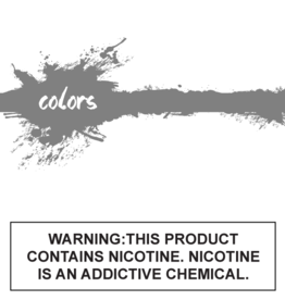 Colors E-Liquid Grey 60mL