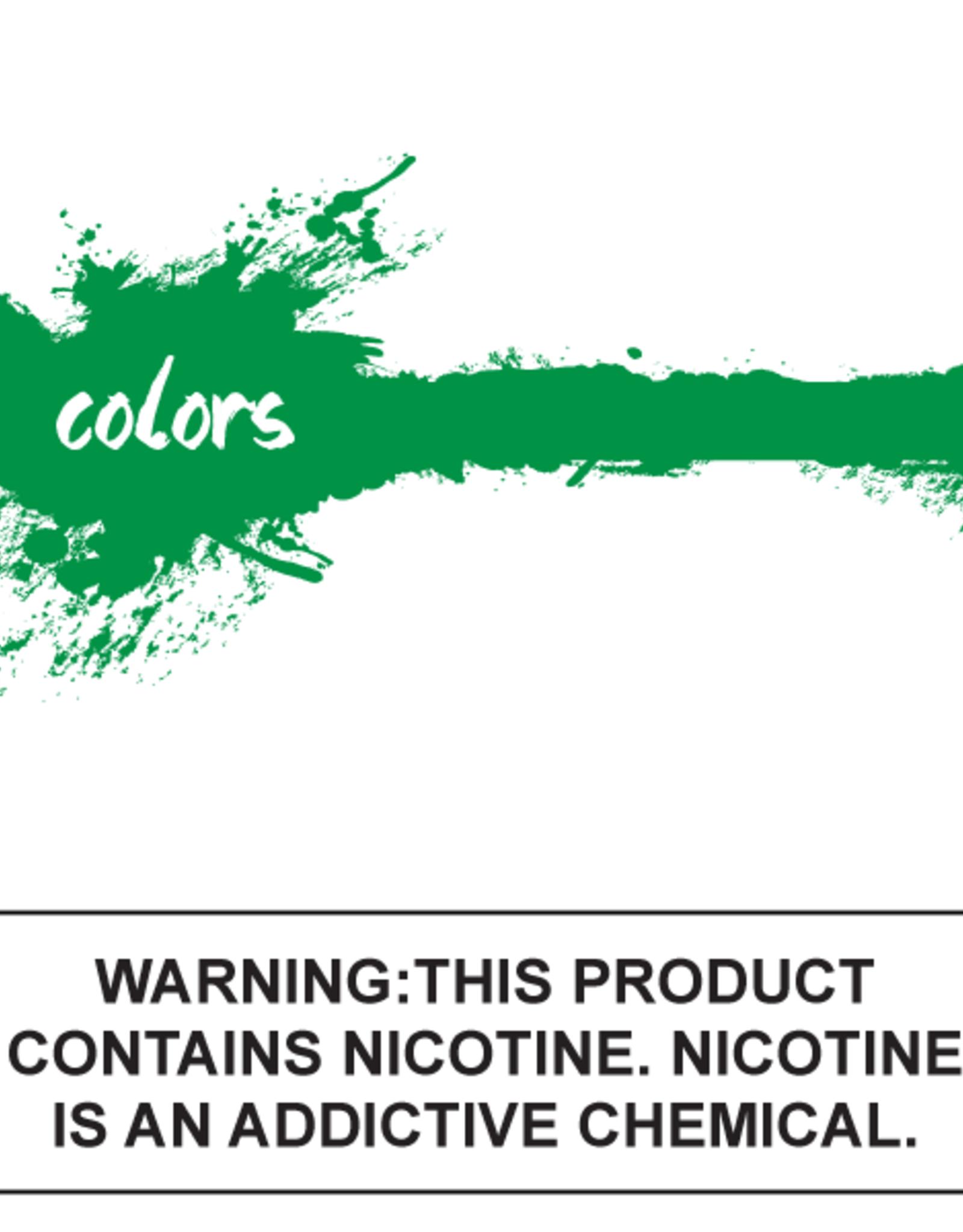 Colors E-Liquid Green 60mL