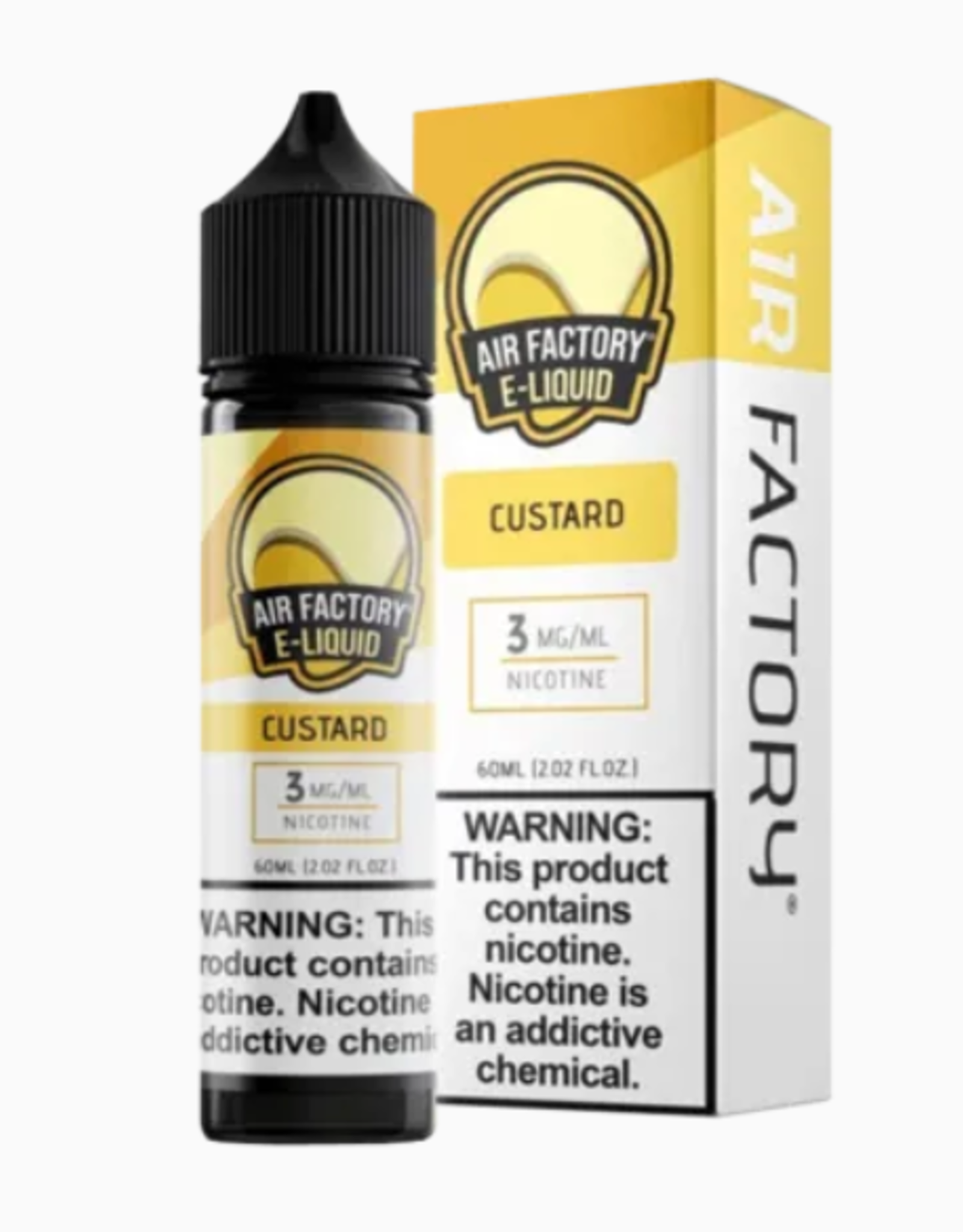 Air Factory Custard 60mL