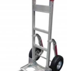 Tyke Supply Aluminum Stair Climber Hand Truck w/ foldable extension