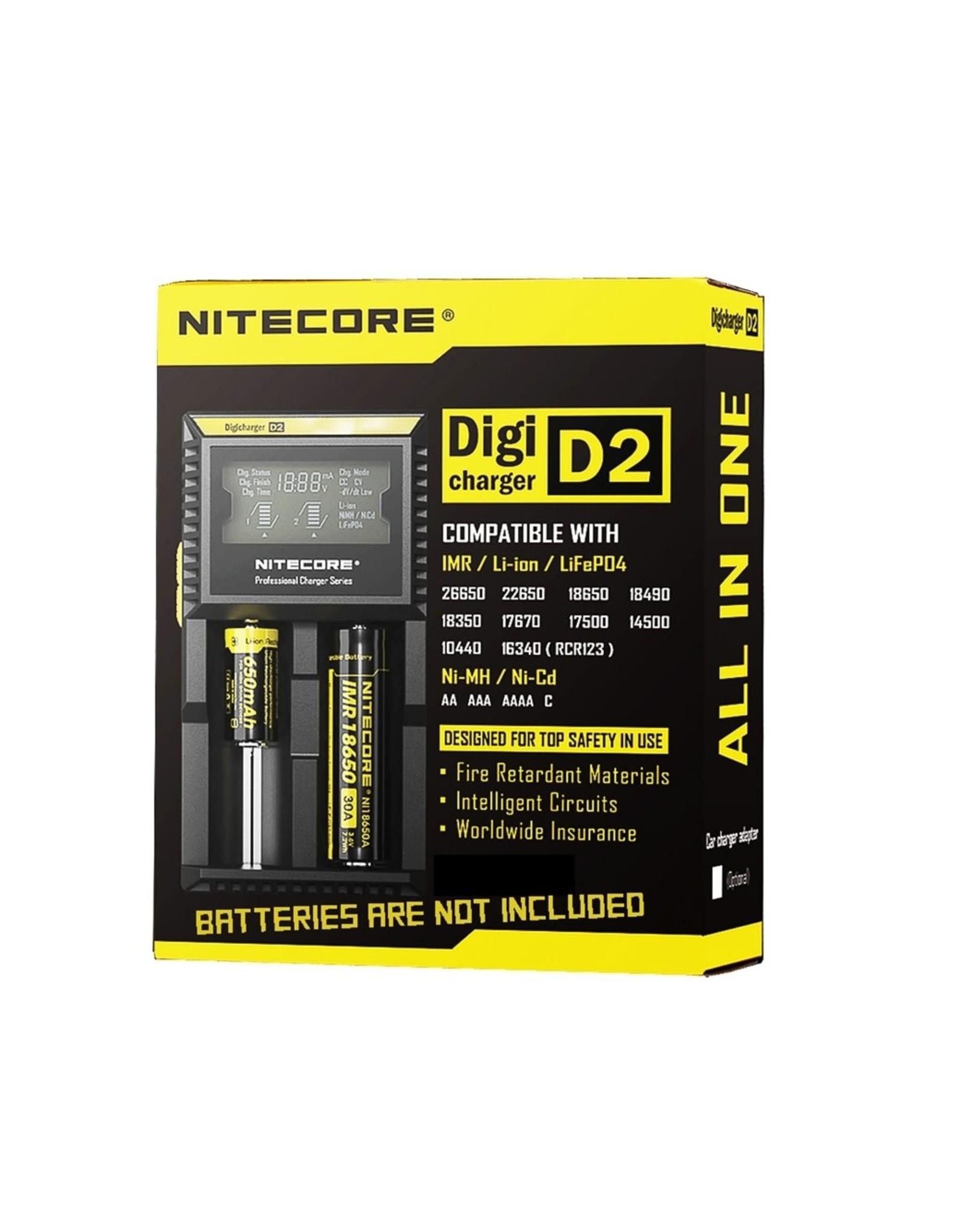 Nitecore Nitecore Digital Charger