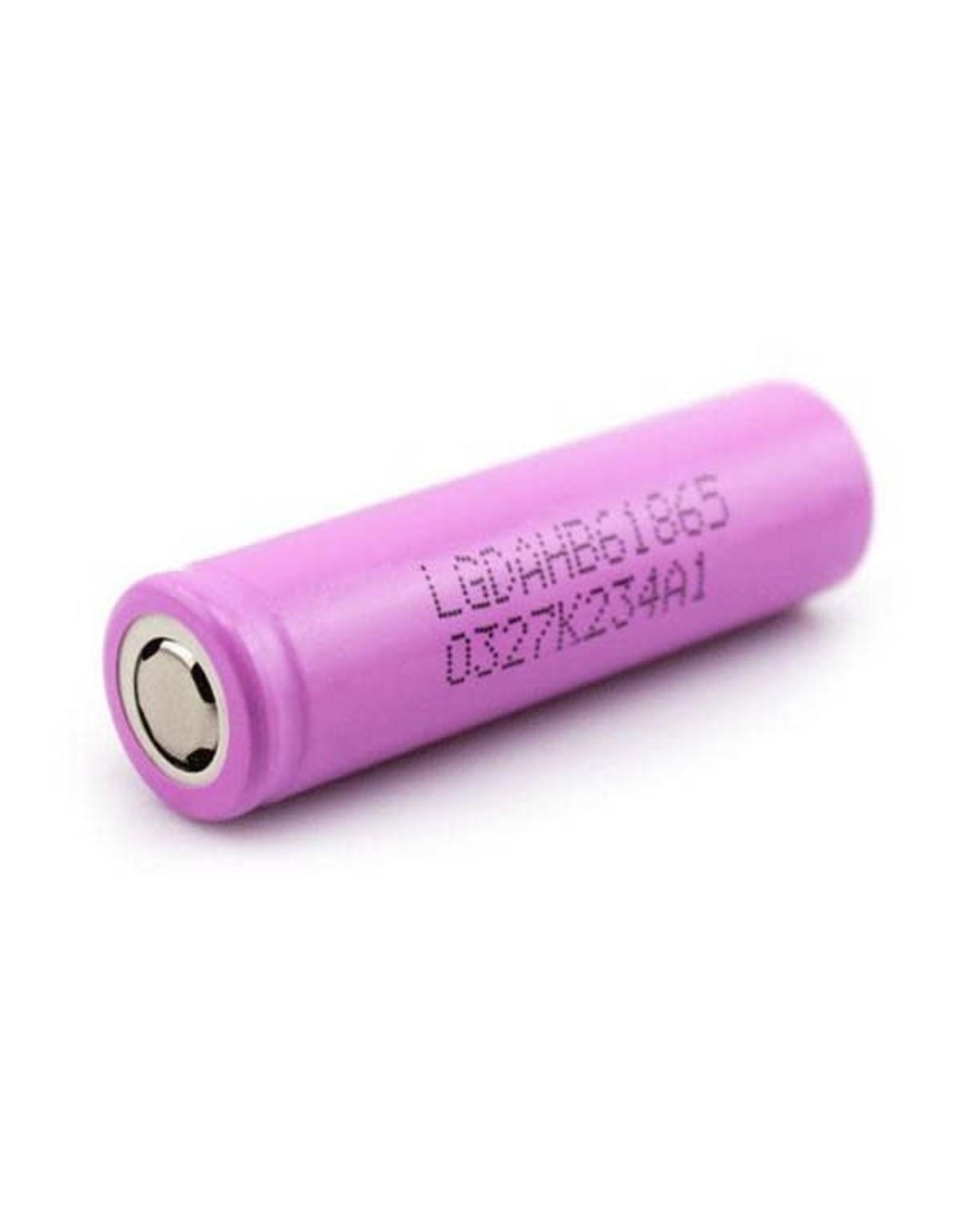 LG LG HB6 18650 30A 1500Mah Battery (Single)