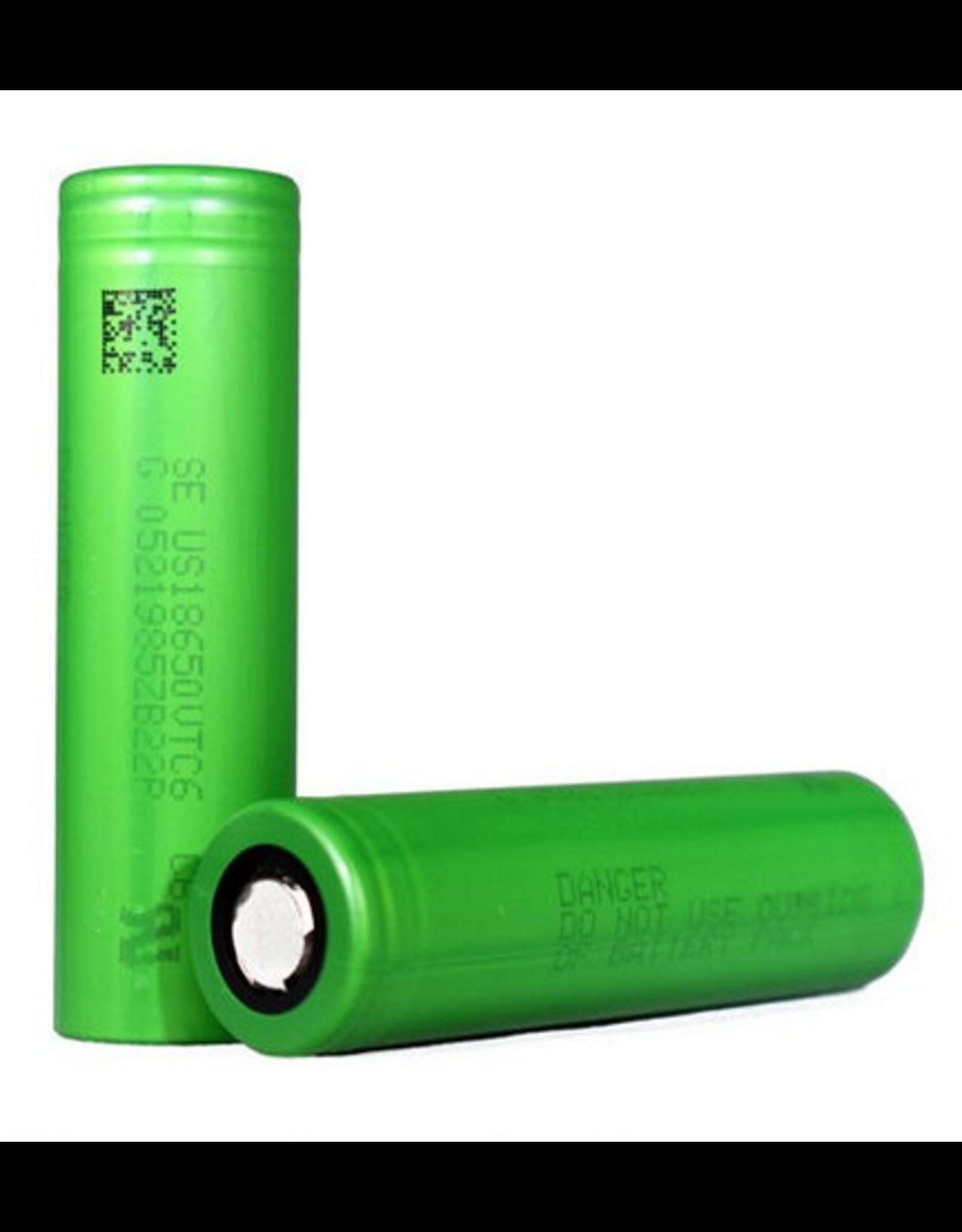 Sony Sony VTC6 18650 Battery 30A 3000mah (Single)