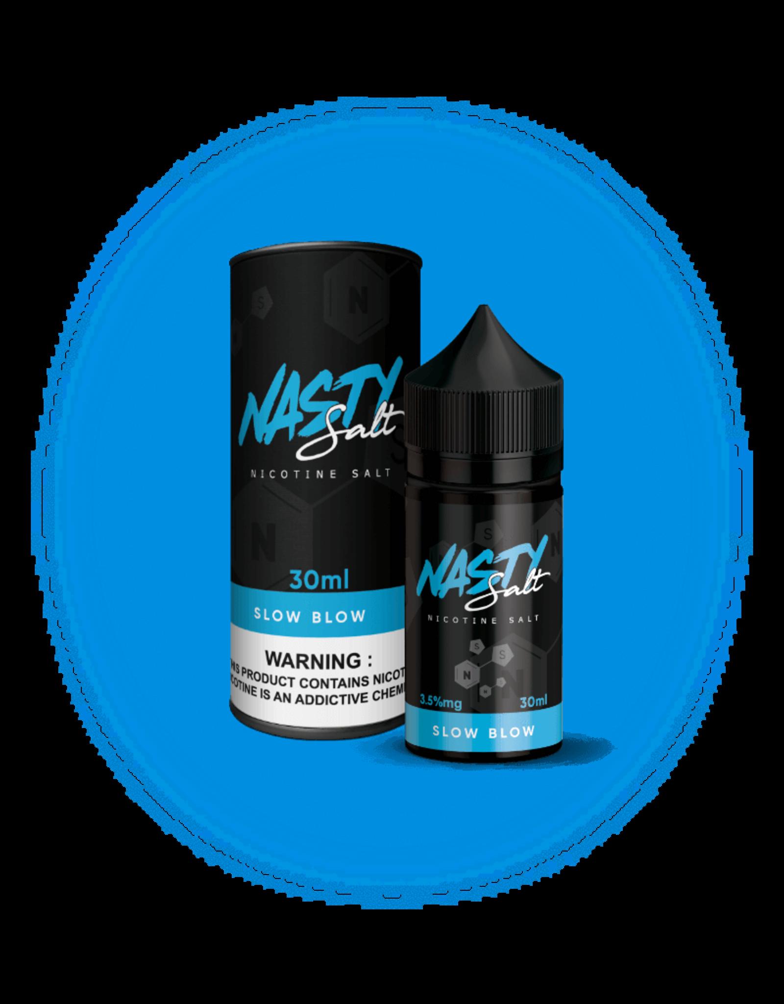 Nasty Nasty E-juice   Salt Nic (30mL)