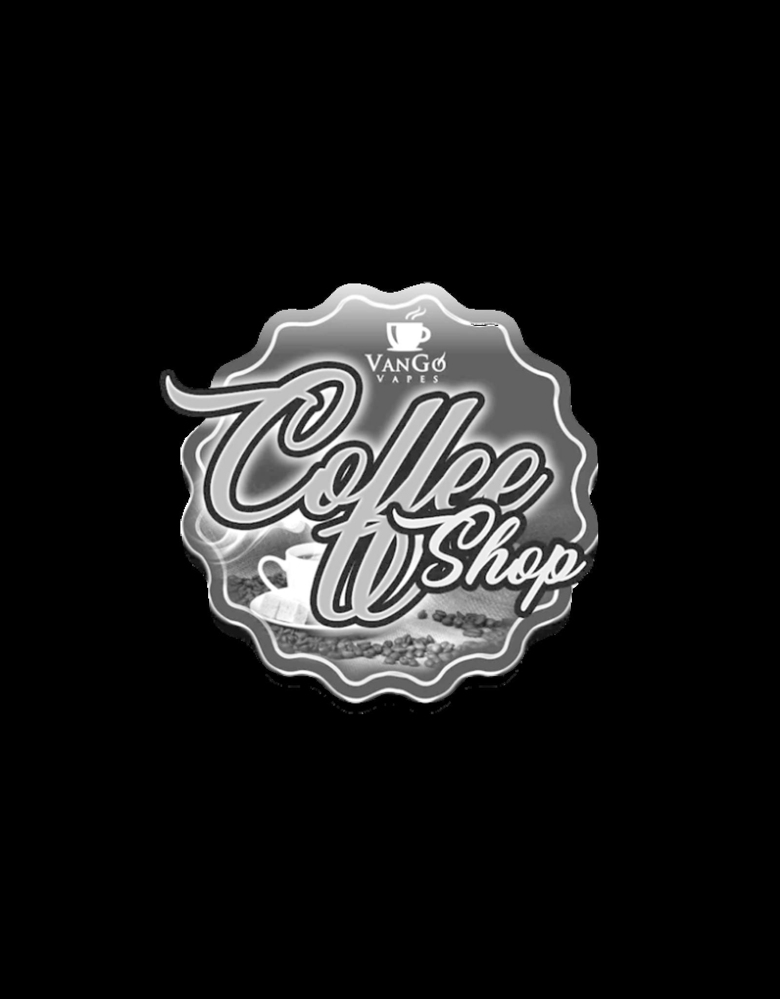 VanGo VanGo Coffee Shop E-Juice   Salt Nic (30mL)