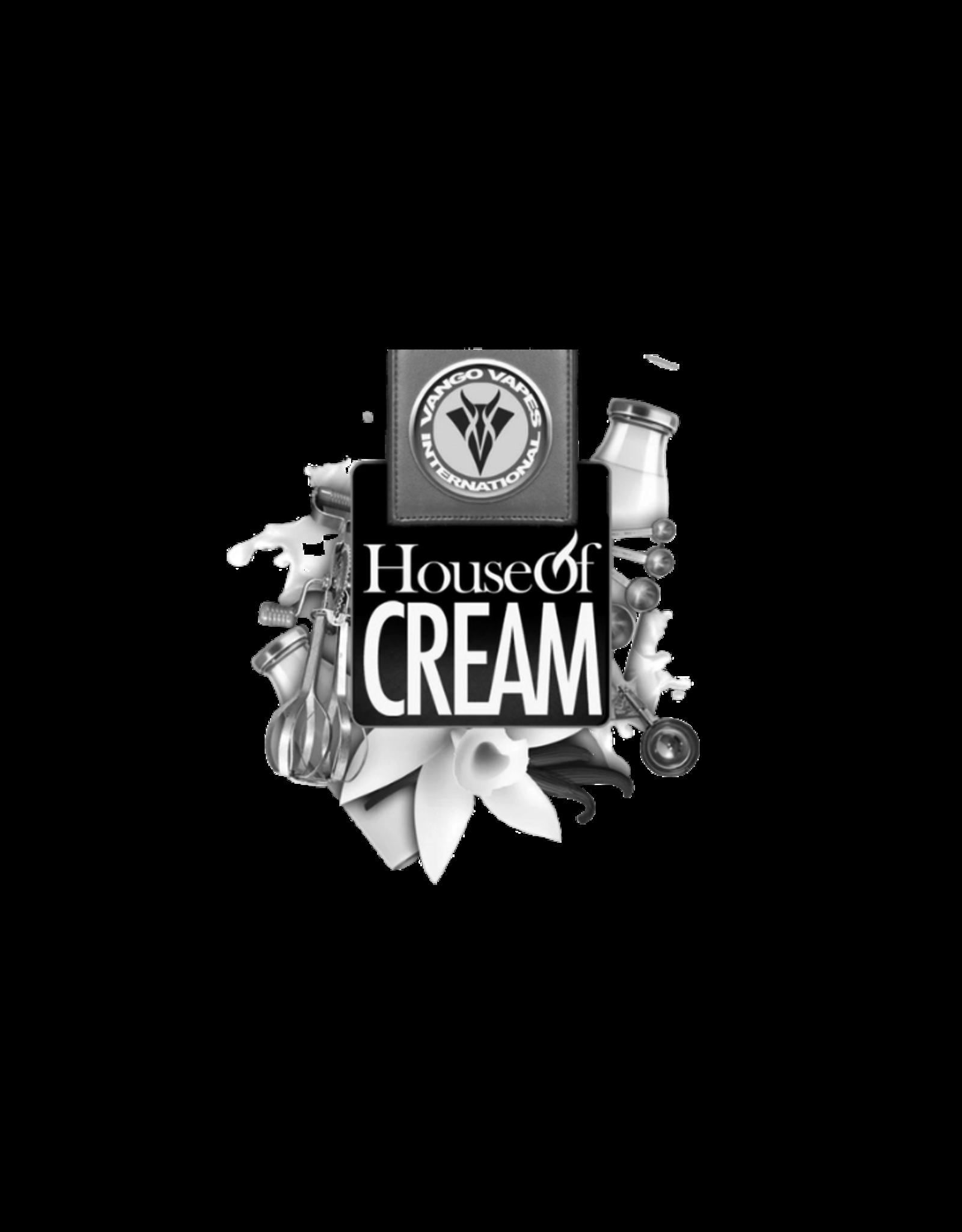 VanGo VanGo House of Cream E-Juice (60mL)
