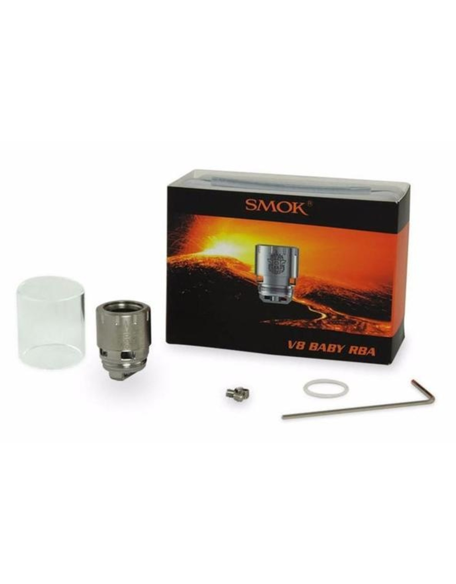 Smok Smok V8 Mini Replacement Coils (Single)