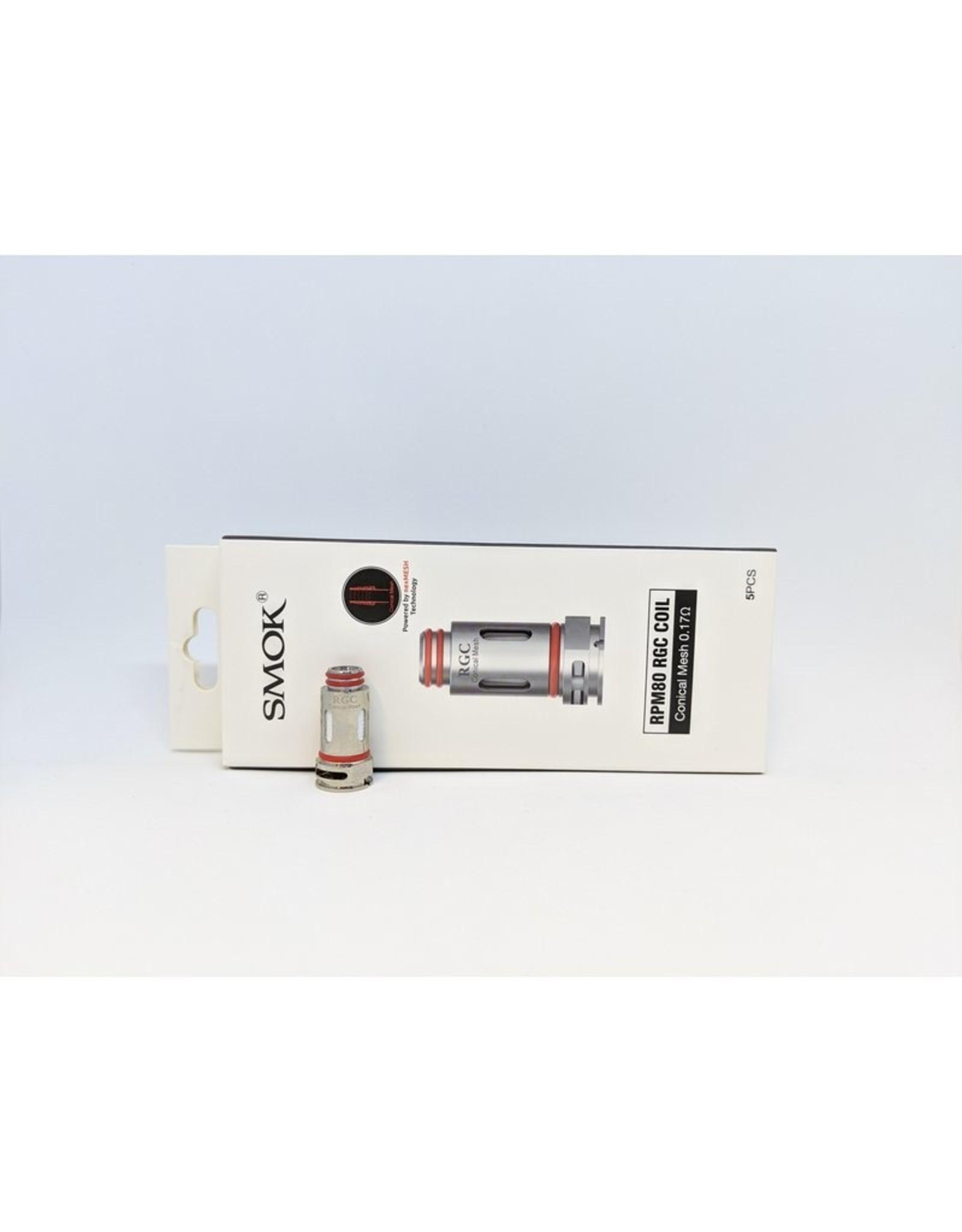 Smok Smok RGC Replacement Coils 0.17ohm (Single)