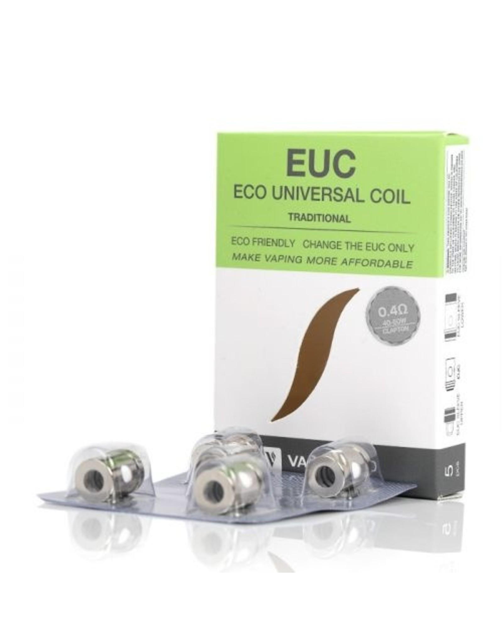 Vaporesso Vaporesso EUC Replacement Coils (Single) Clapton 0.4 ohm