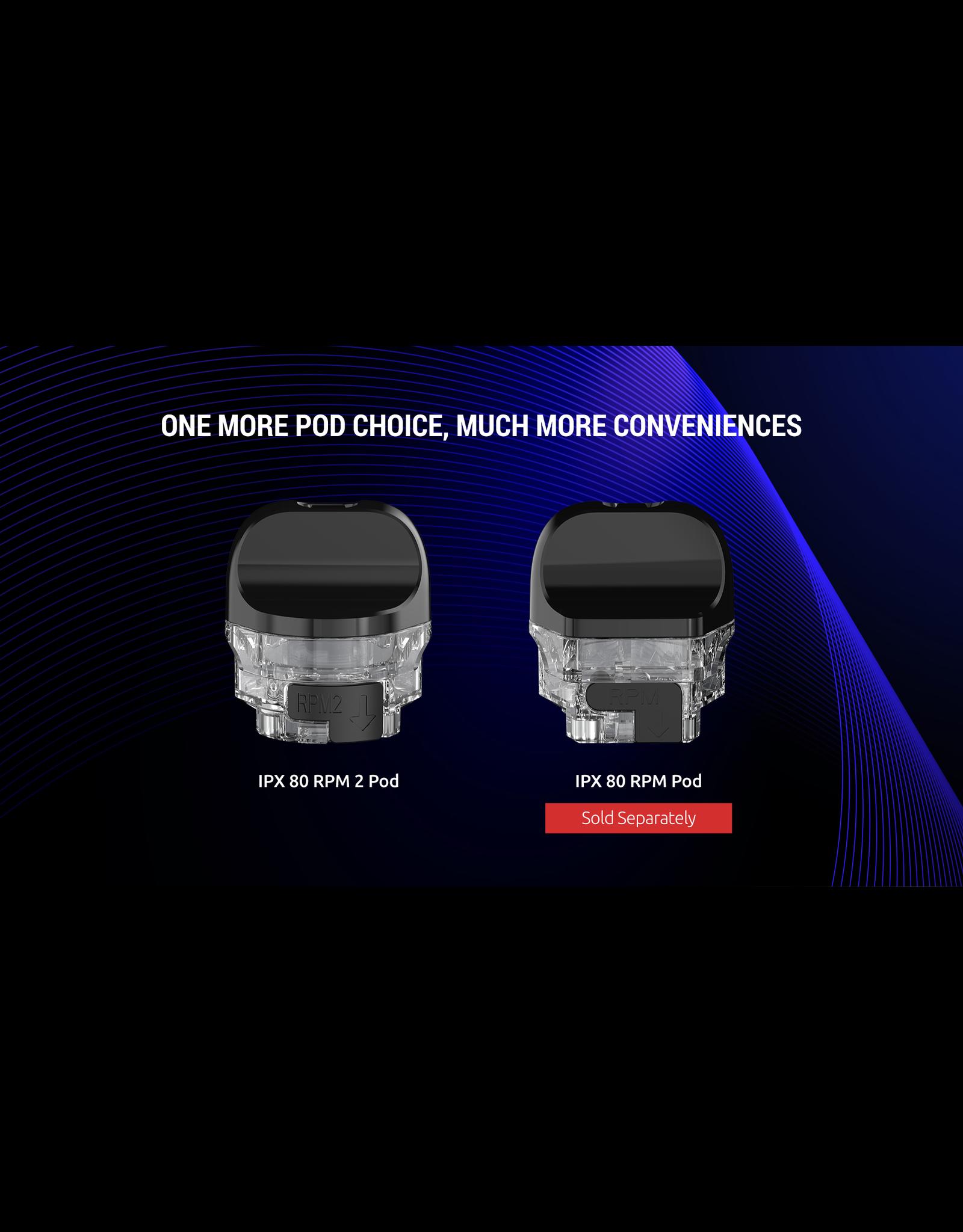 Smok Smok IPX80 RPM 2 Replacement Pods (3/Pk) [CRC]