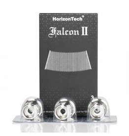 Horizontech Horizon Tech Falcon 2 Sector Mesh Replacement Coils (3/Pk) 0.14 ohm
