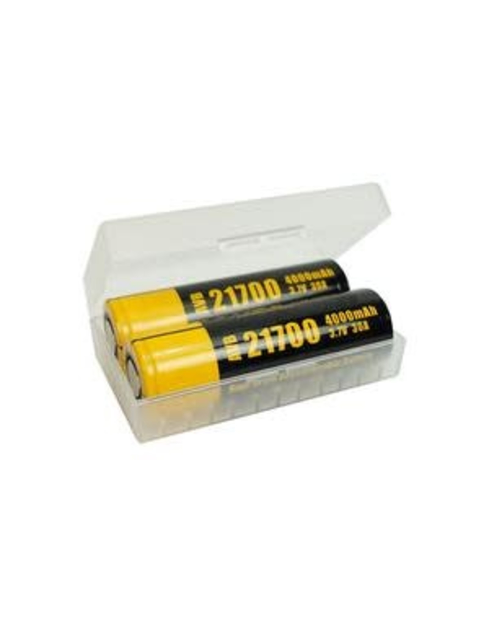 Iwodevape 20700/21700 Battery Case (2 Bay)