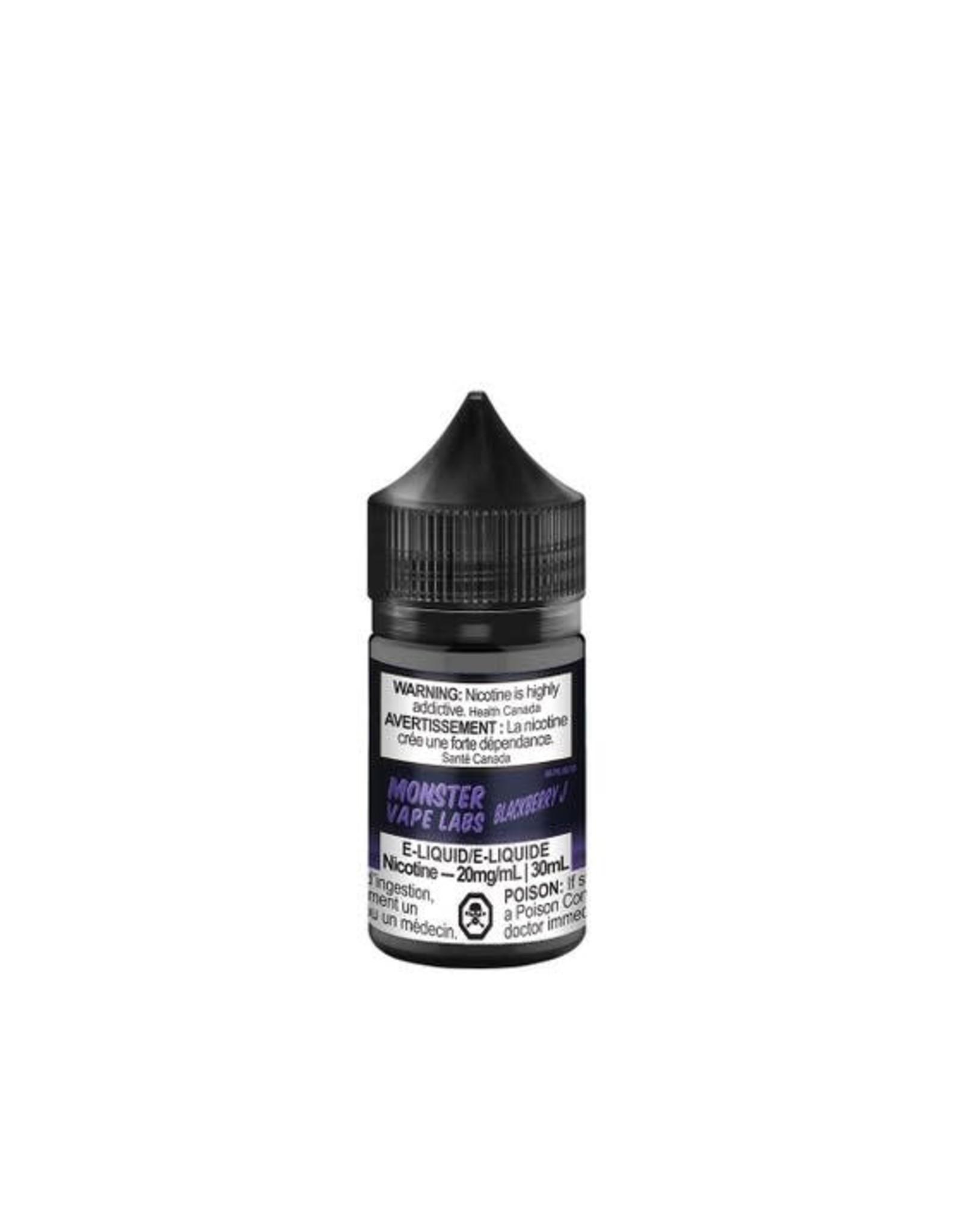 Jam Monster Jam Monster E-juice I Salt Nic (30mL)