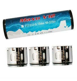iJoy iJoy Maxo V12 Replacement Coils (5/Pk) 0.12ohm