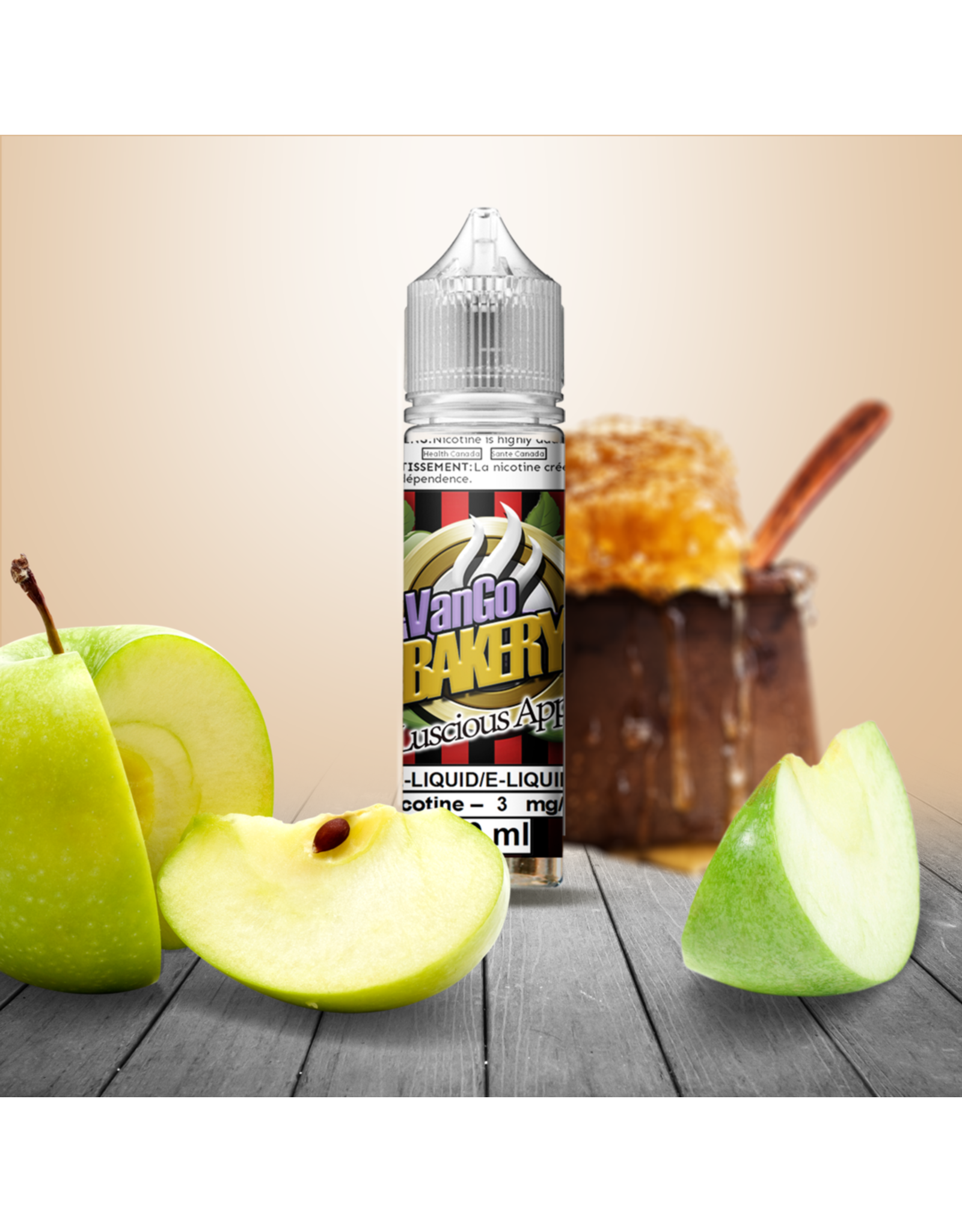 VanGo VanGo Bakery E-Juice (60mL)
