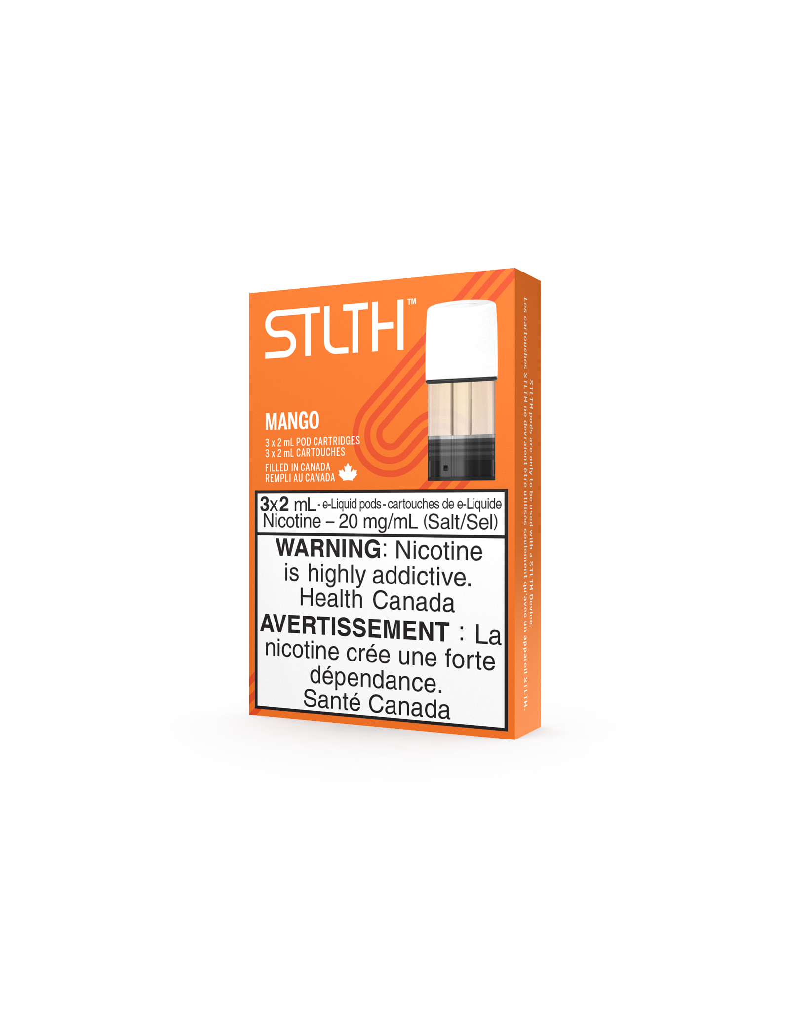 STLTH STLTH Replacement Pods (3/Pk)
