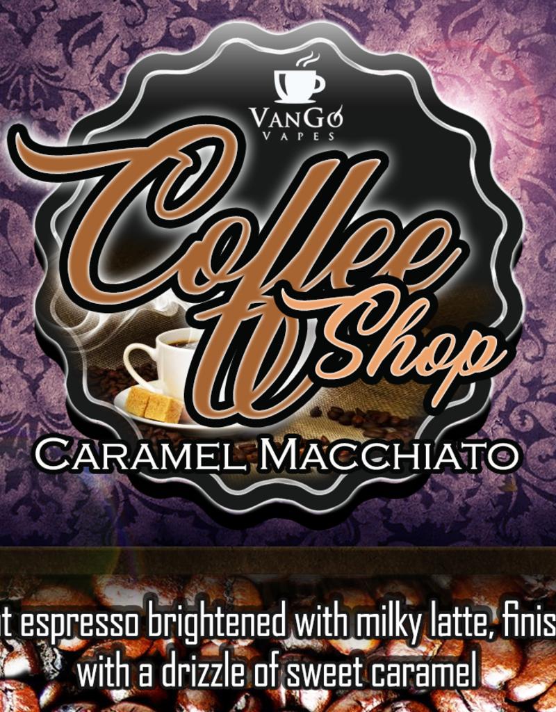 VanGo Coffee Shop E-juice