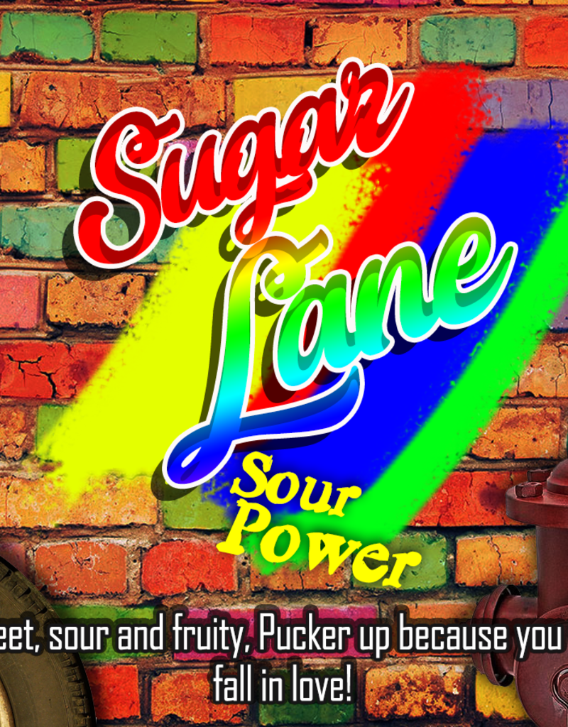 VanGo Sugar Lane E-juice