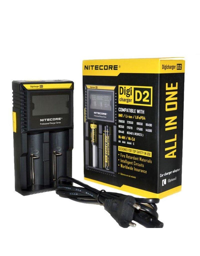 Nitecore Nitecore Digital Battery Charger
