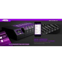 Efest Efest LUC Blu6 Intelligent Battery Charger