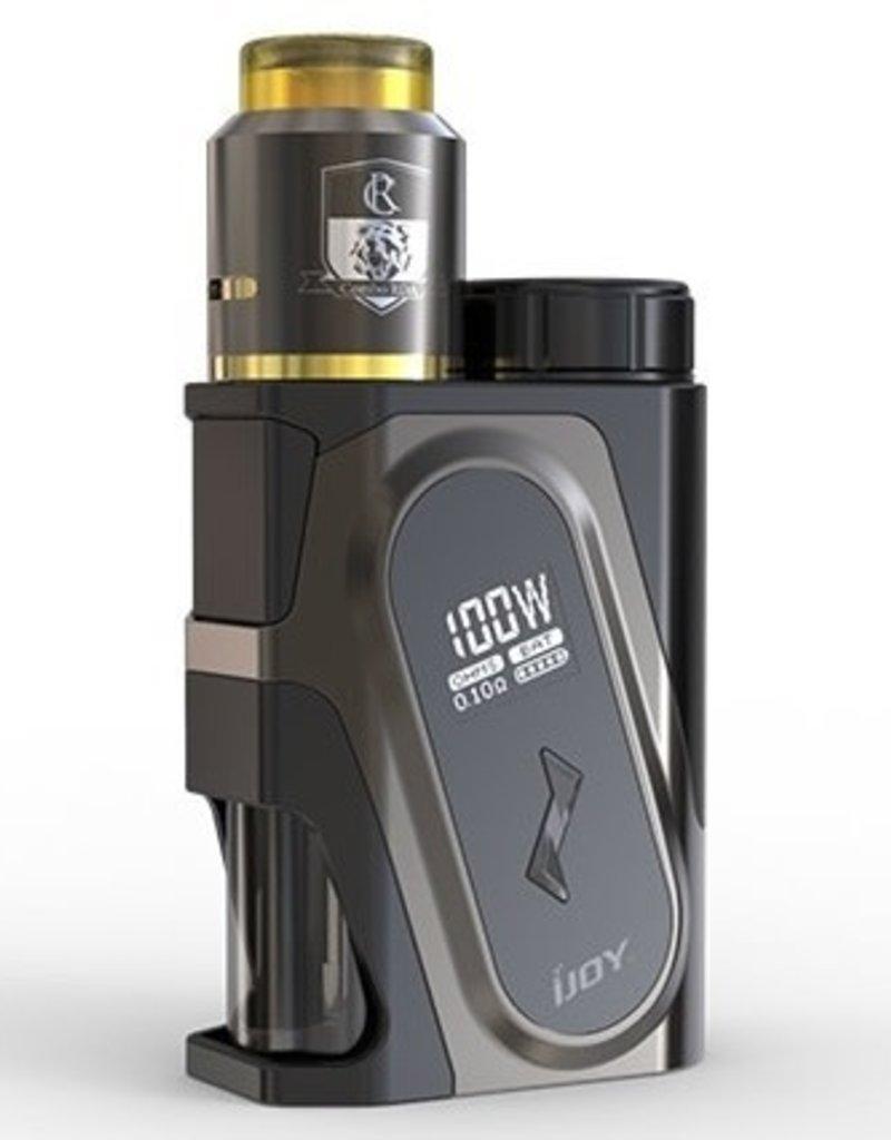 iJoy Capo SRDA 100W 20700 Squonker Kit