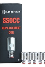 Kanger SSOCC Replacement Coils (Single) 0.5 ohm