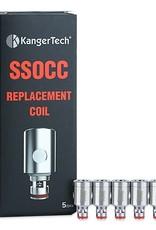 Kanger Subtank Clapton Replacement Coils (Single) 0.5 ohm