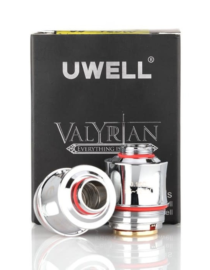 Uwell Valyrian Replacement Coils (Single) 0.15 ohm