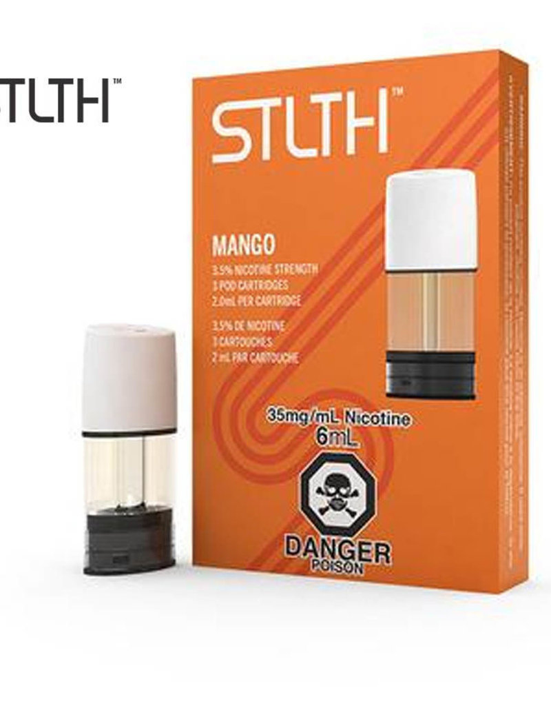 STLTH Replacement Pods 50mg (3/Pk)