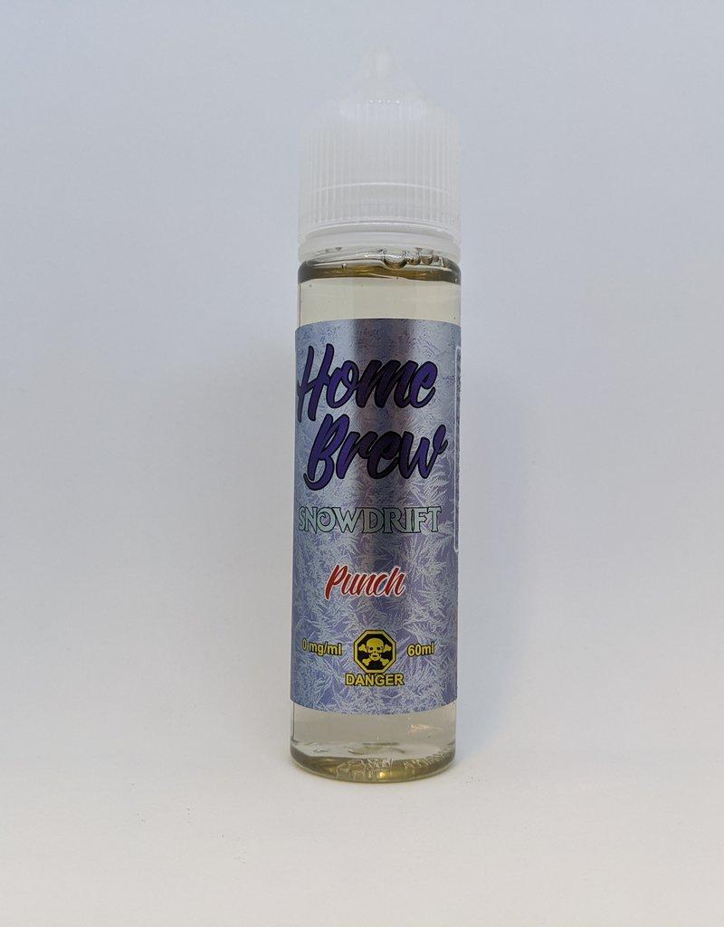 Home Brew Snow Drift E-juice
