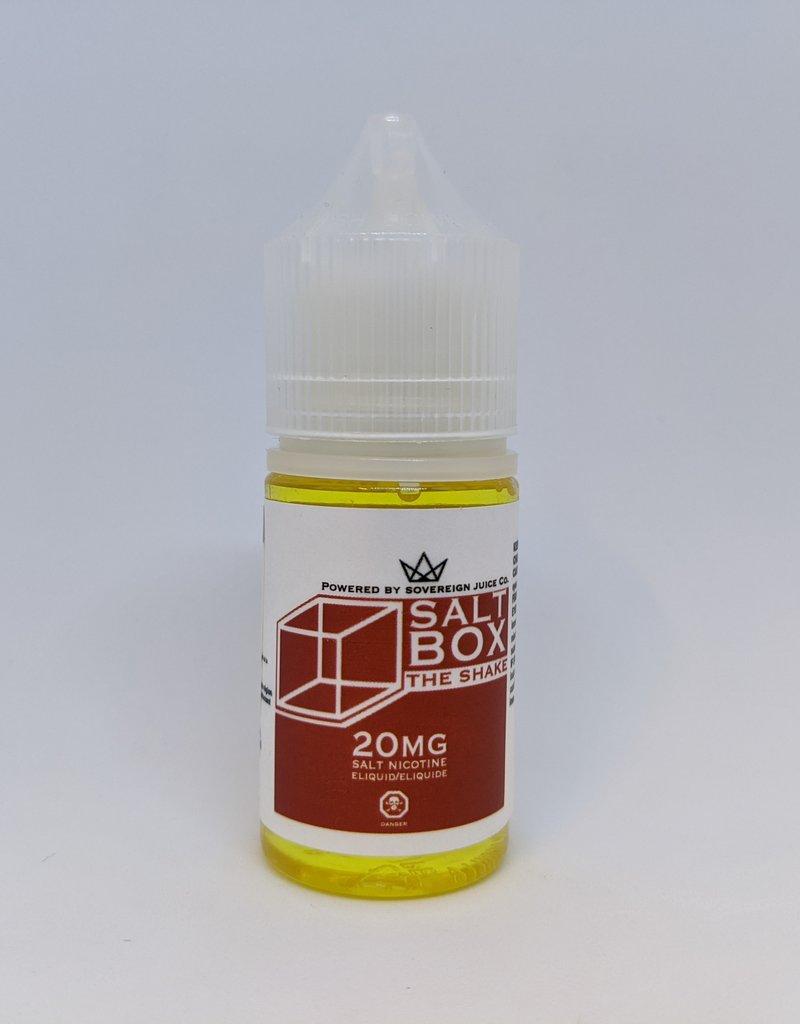 Salt Box E-juice - Salt Nic