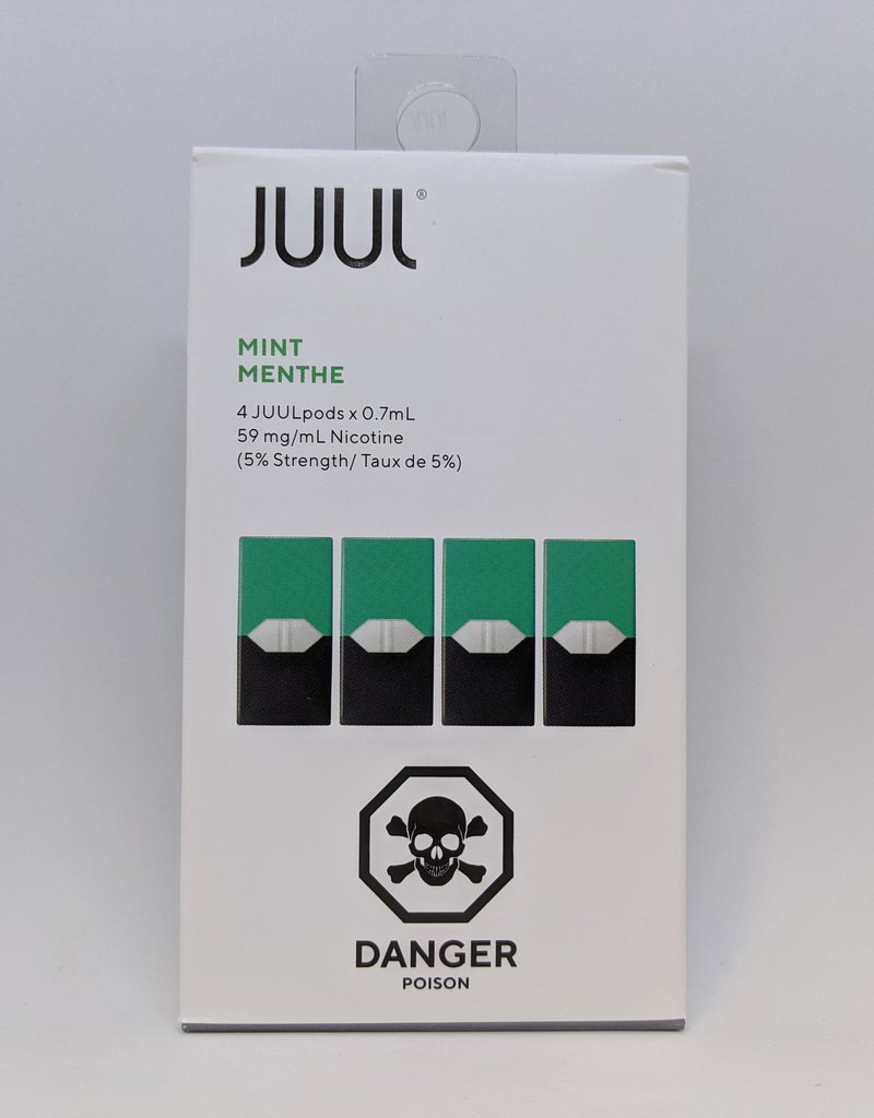 Juul Replacement Pods (4/Pk)