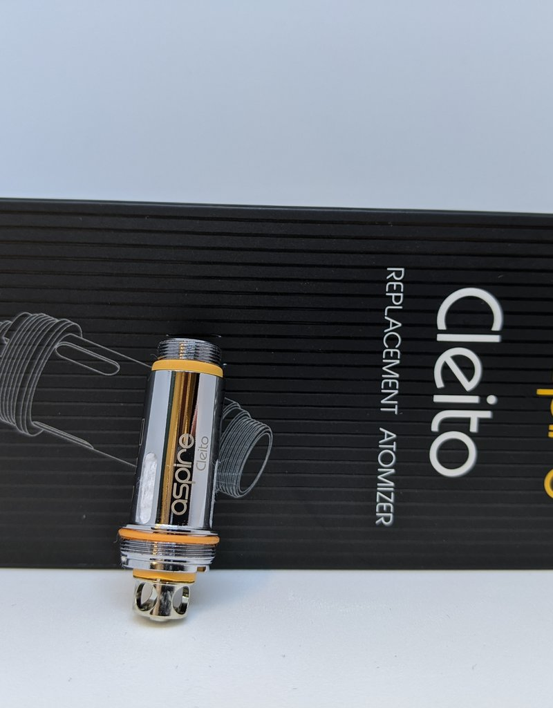 Aspire Cleito/Cleito Pro Replacement Coils (Single)