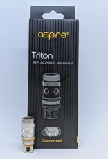 Aspire Triton Replacement Coils (Single) 0.5 ohm
