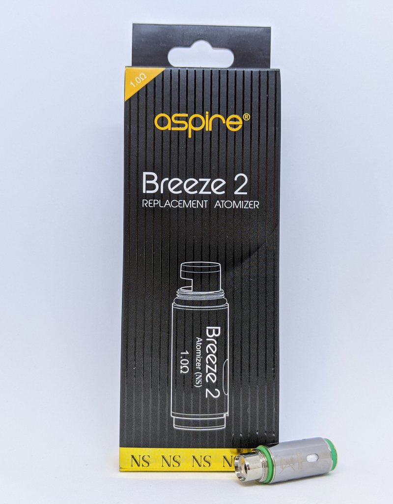 Aspire Breeze Replacement Coils (Single)