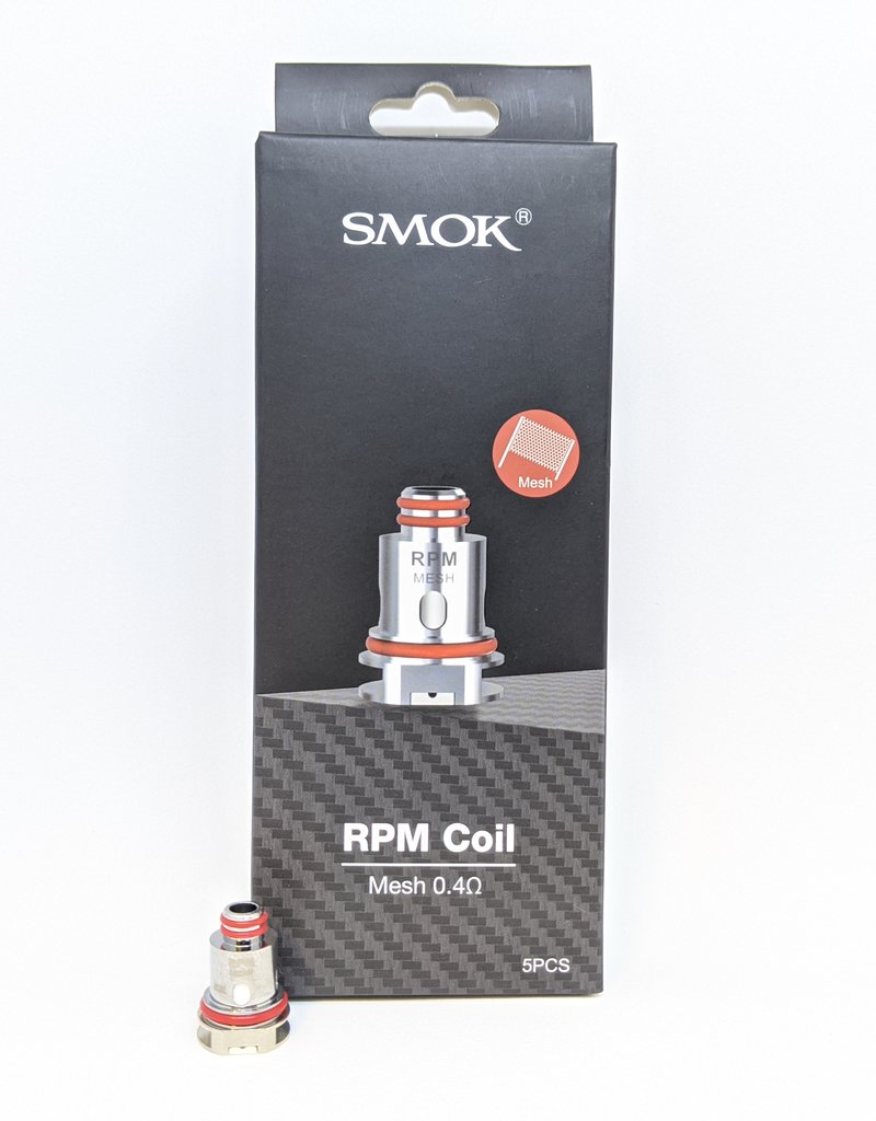 Smok RPM 40 Replacement Coils (Single)