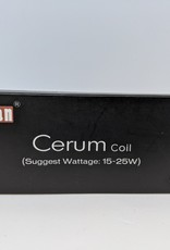 Yocan Cerum Dual Quartz Coils (Single)