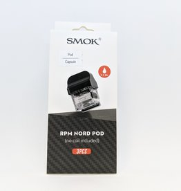 Smok RPM 40 Nord Replacement Pod (Without Coils)