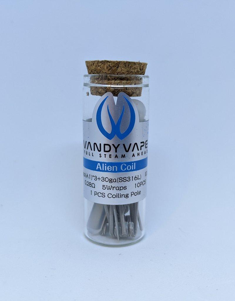 Vandy Vape Prebuilt Coils - 10 Pack