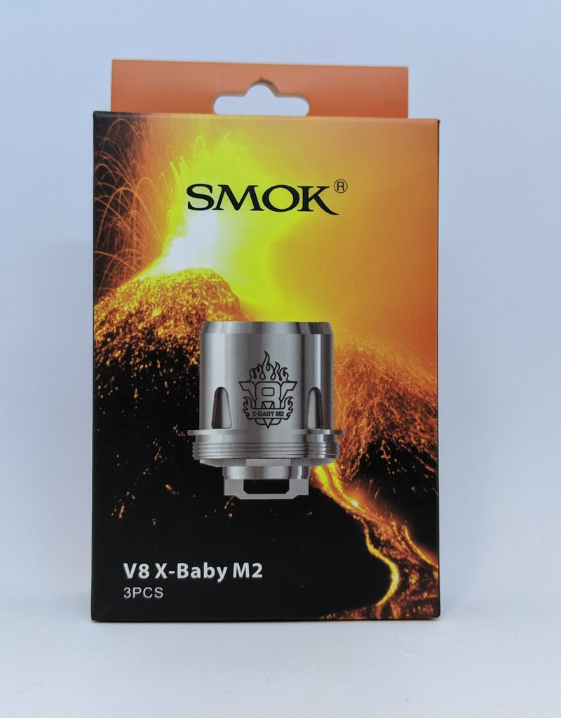 Smok TFV8 X-Baby Replacement Coils (Single)