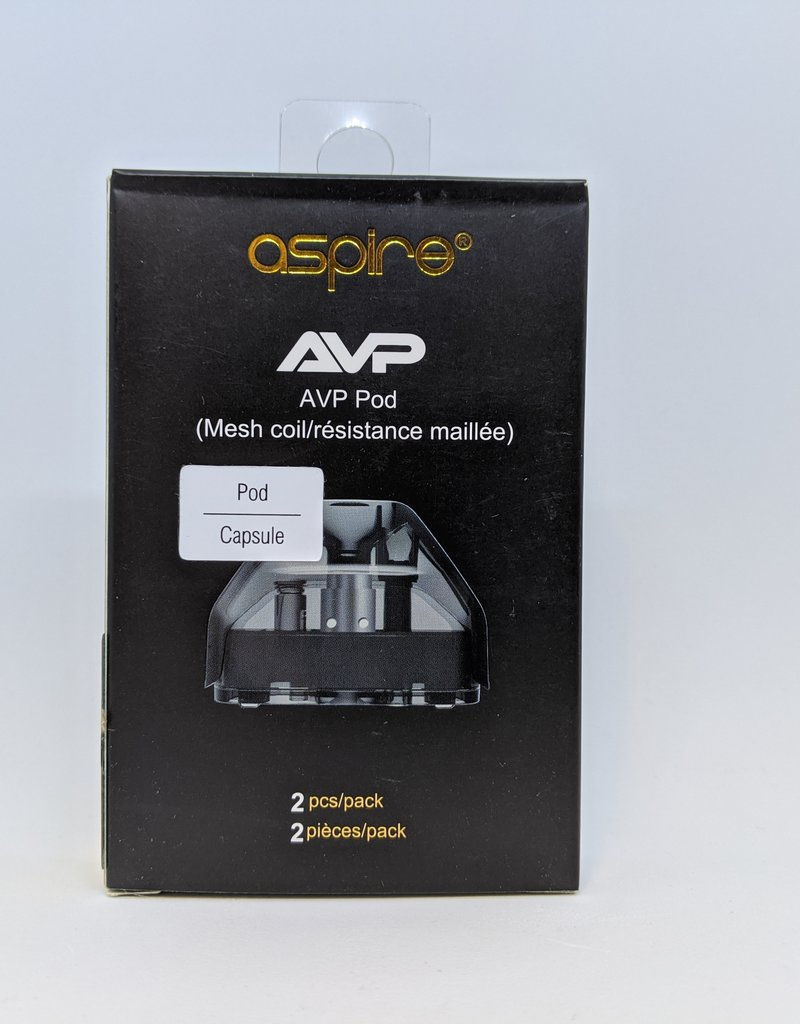 Aspire AVP 0.6ohm Replacement Pod (Single)