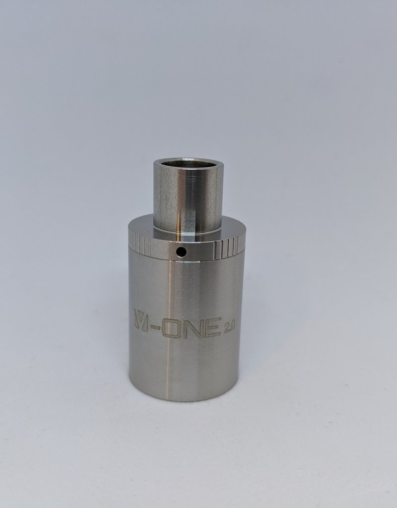 Xmax V-One Stainless Mouth Piece