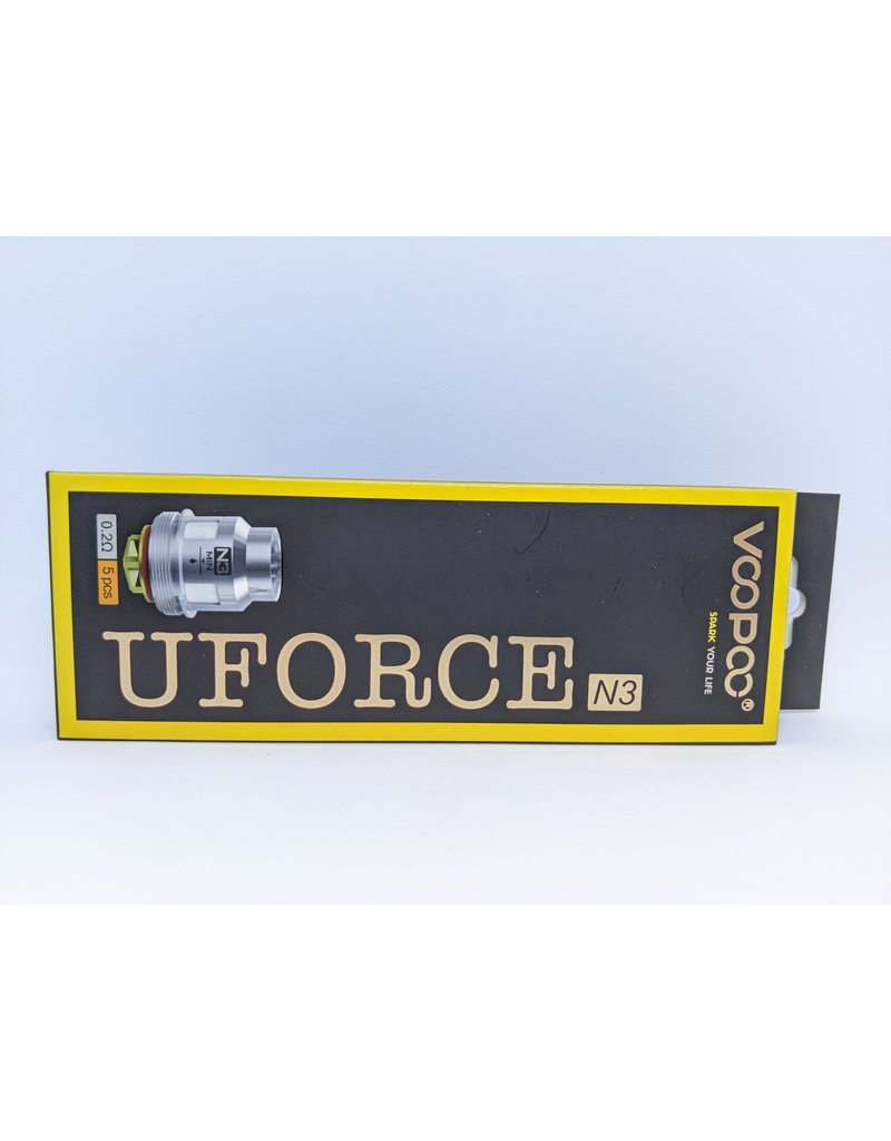Voopoo Voopoo Uforce Replacement Coils (Single)