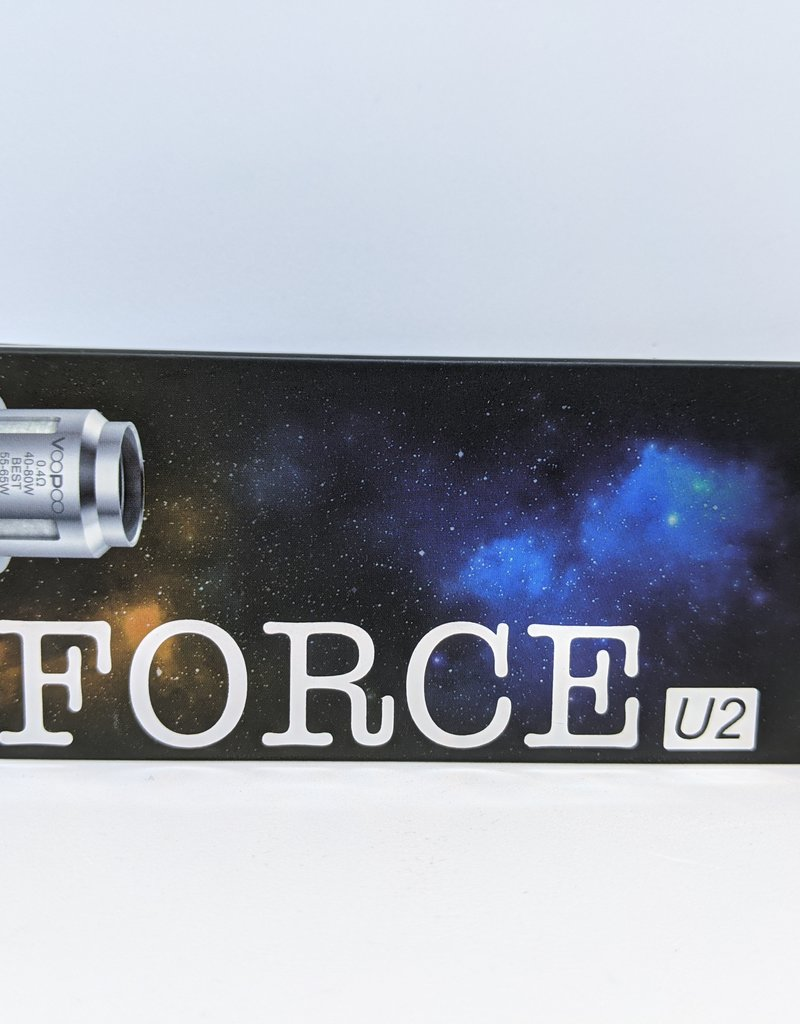 Voopoo Uforce Replacement Coils (Single)