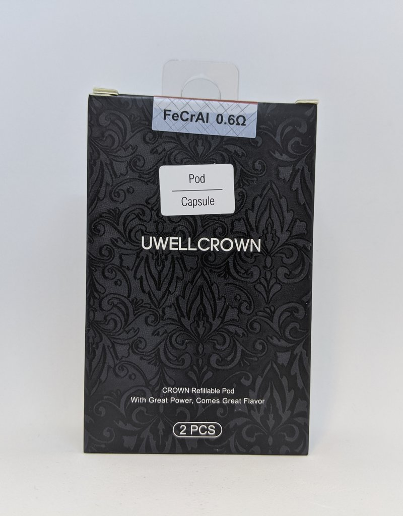 Uwell Crown Pod System Replacement Pods (Single)