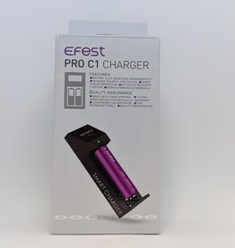 Efest Pro C1 Single Bay Charger